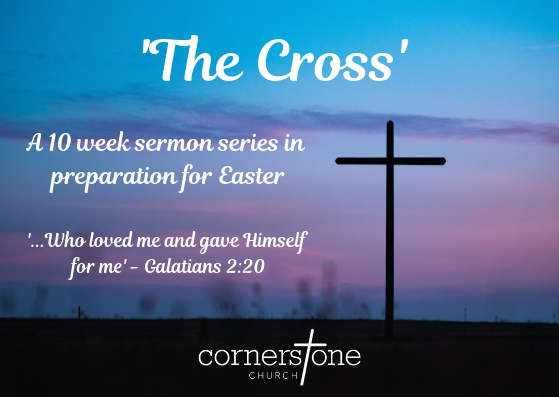 "Cries from the Cross – ""It Is Finished"""