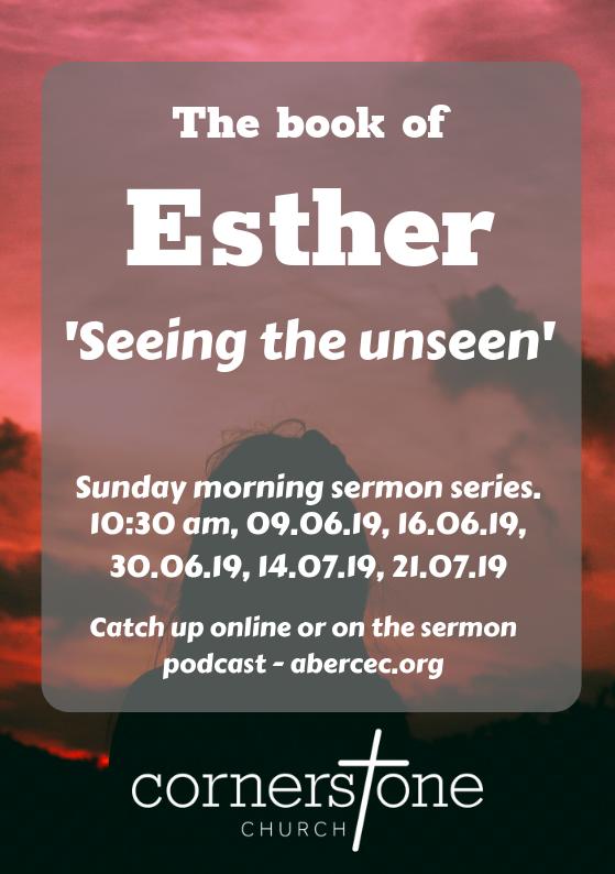 Esther – Part 1
