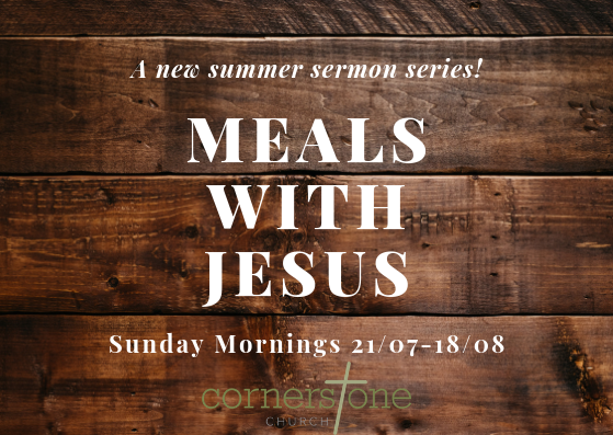 The Heavenly Wedding Supper – Meals with Jesus