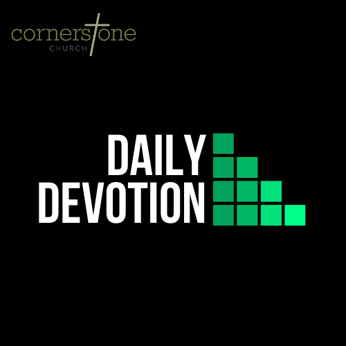 Daily Devotion 8 – Psalm 27:7