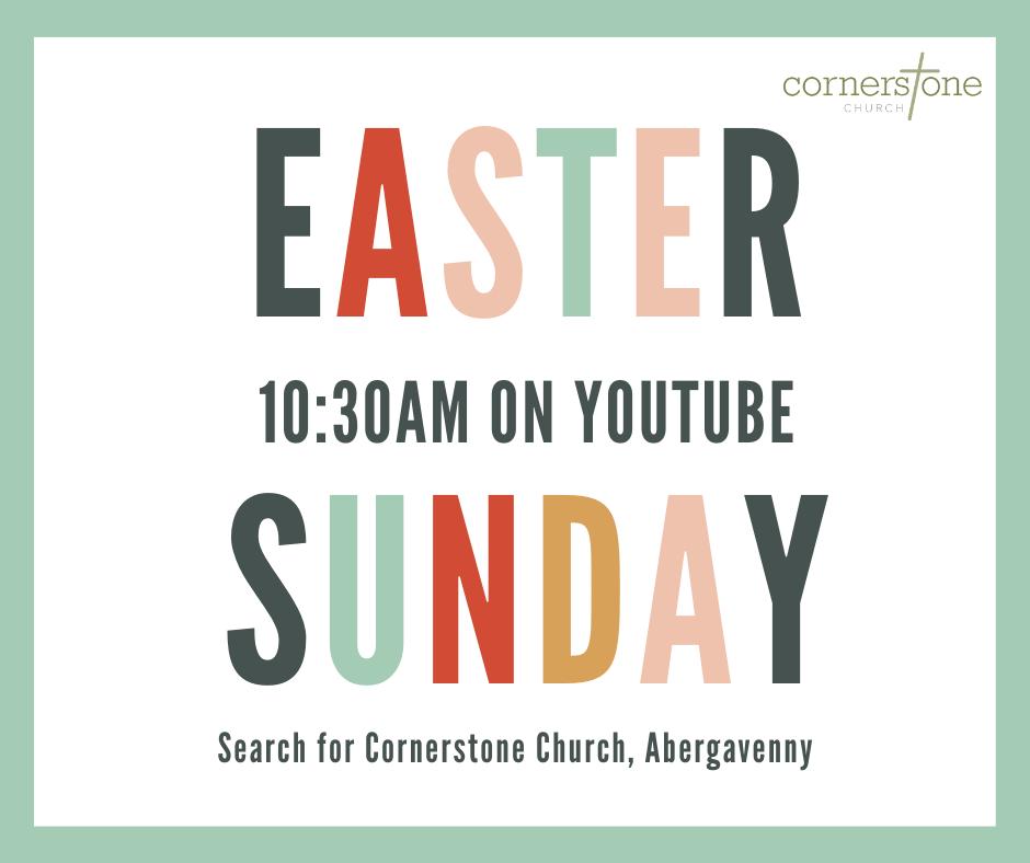 Easter Sunday Morning Sermon
