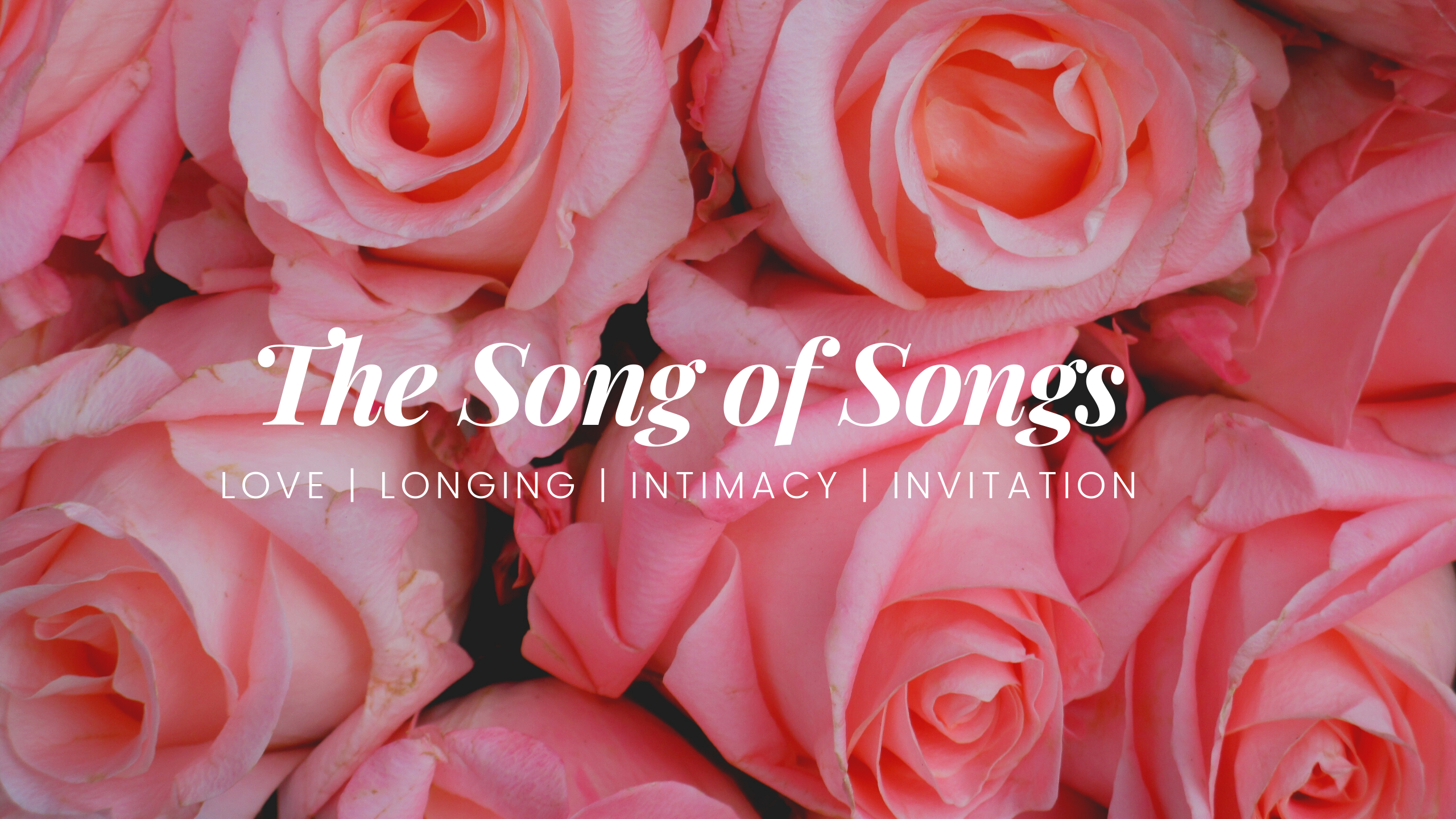 Sunday Morning Sermon 14.02.21 – Song of Songs 1:5-17